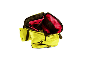 Tote Bag urban yellow/rhodamine