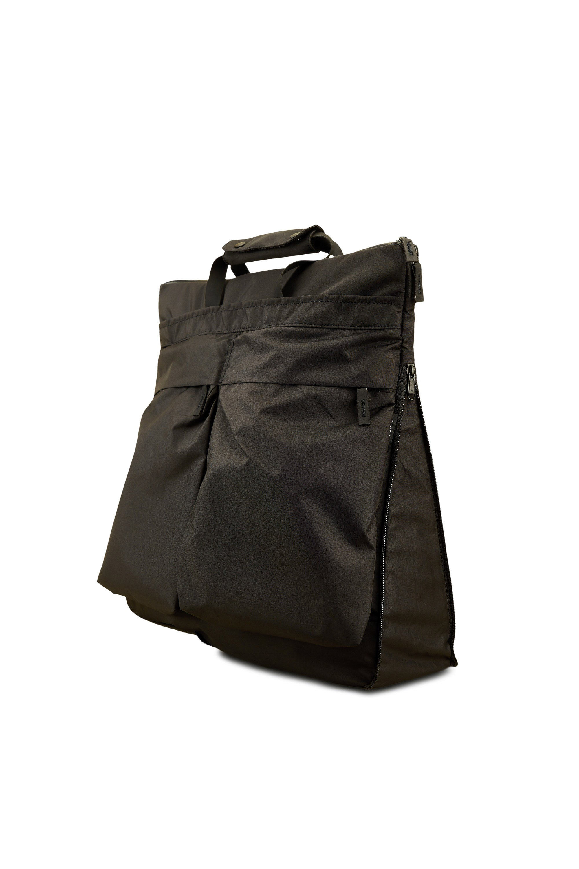 Tote Bag black/olive branch