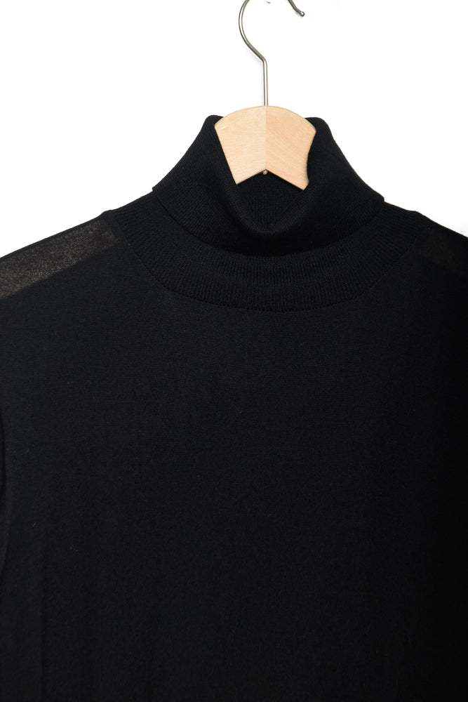 Daniele Fiesoli Turtleneck DF0181 black 0013