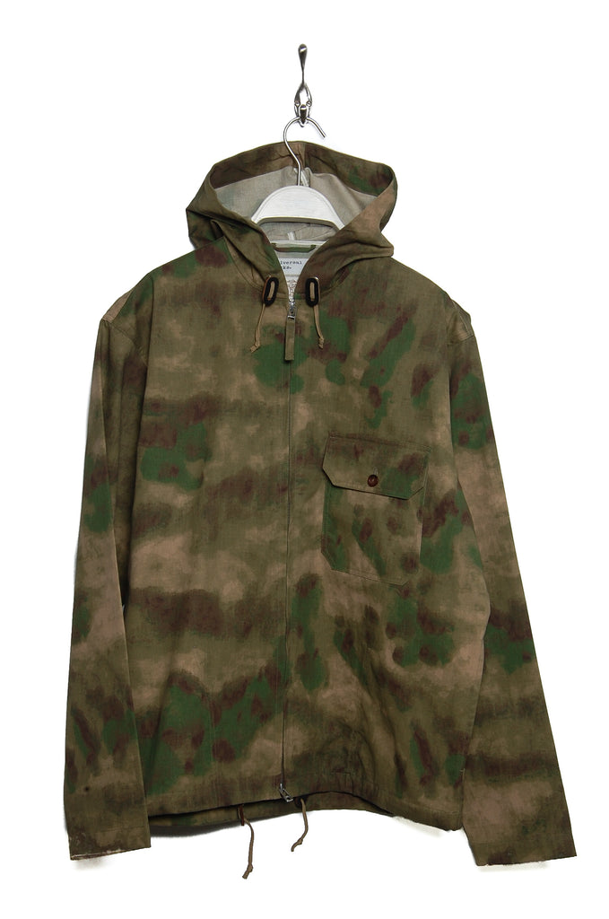 Universal Works Fistral Jacket 20143 digital camo olive