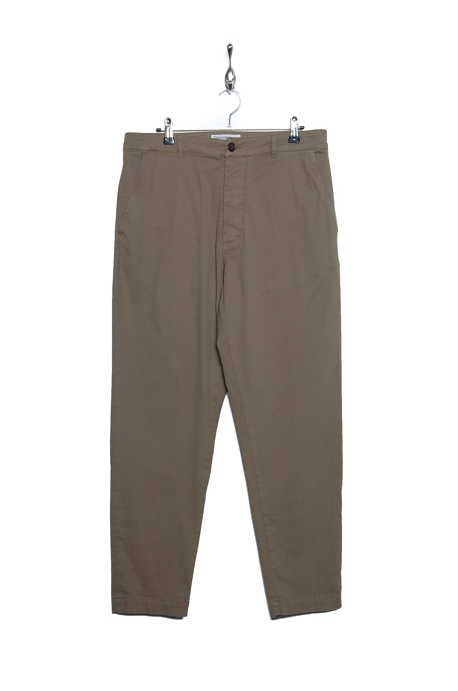 Universal Works Military Chino 20527 twill olive