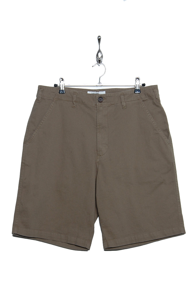 Universal Works Loose Short 20520 olive