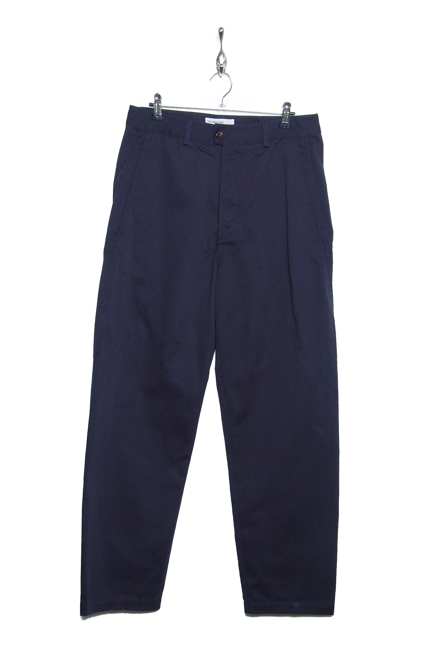 Universal Works Bakers Pant 20132 navy