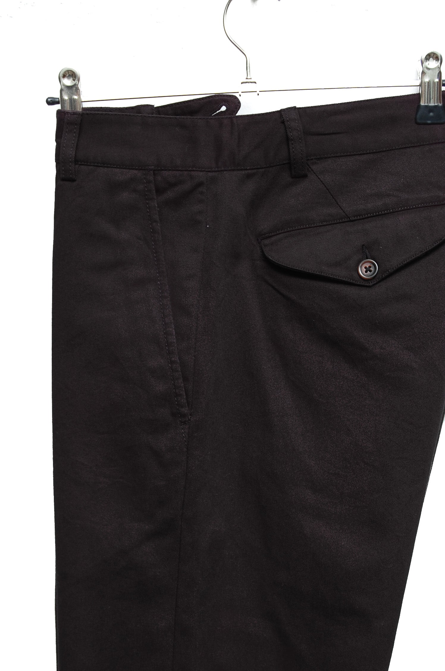 Aston Pant Twill black 00130