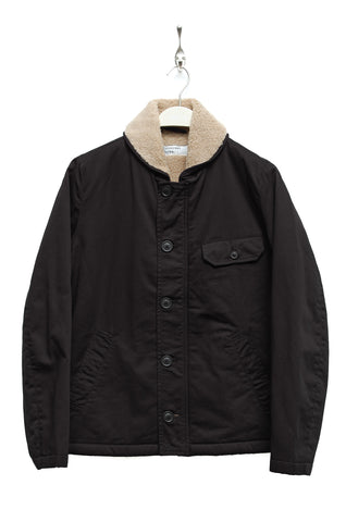 Universal Works N1 Jacket Twill black 19103