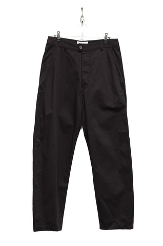 Universal Works Bakers Pant Twill black 19202