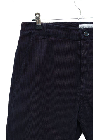 Universal Works Aston Pant Cord midnight 19526