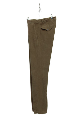 Universal Works Aston Pant Cord olive 19526