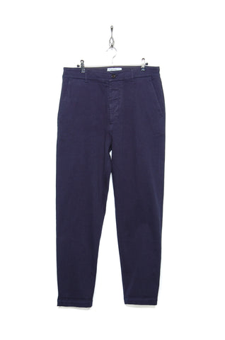 Universal Works Military Chino 21525 Truck Cotton navy