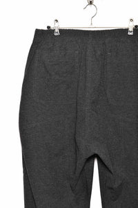 Universal Works 21139 italian cot/wool mix kyoto work pant grey