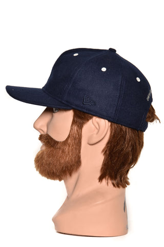Universal Works New Era Cap navy