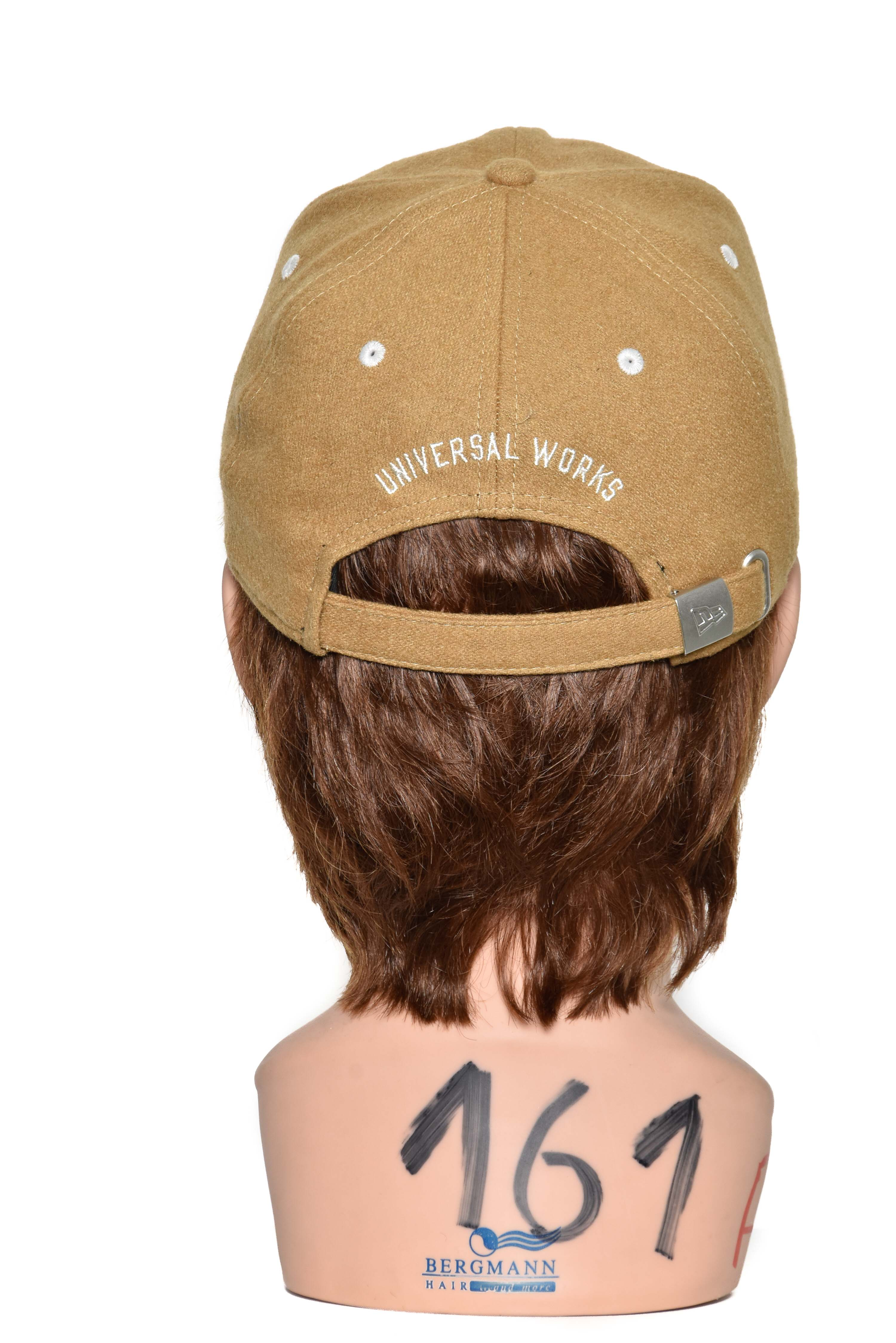 Universal Works New Era Cap cumin