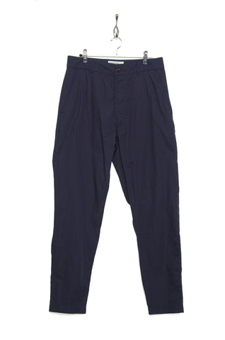 Universal Works 20136 Poplin Military Chino navy