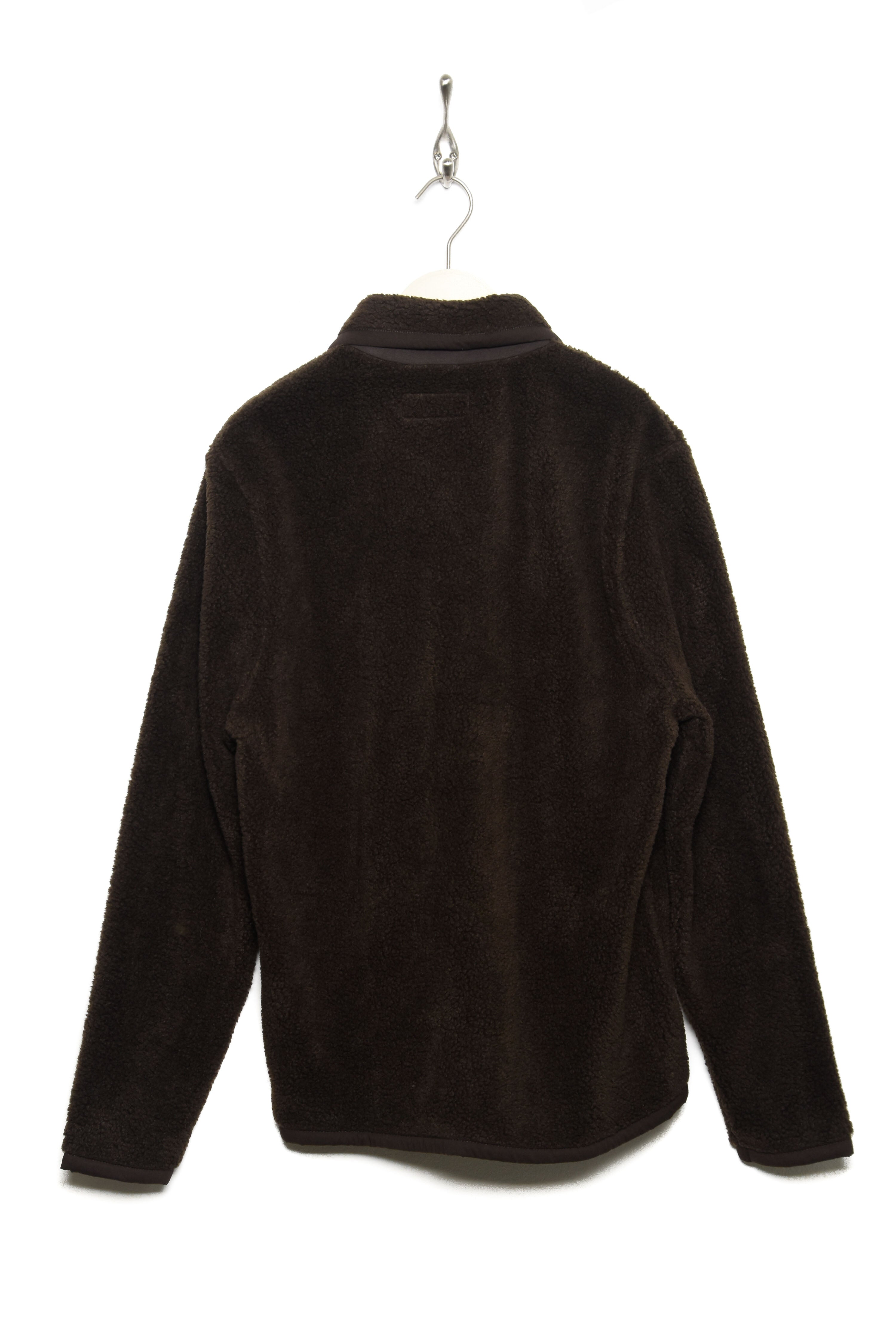 Lancaster Jacket Mountain Fleece 23686 chocolate