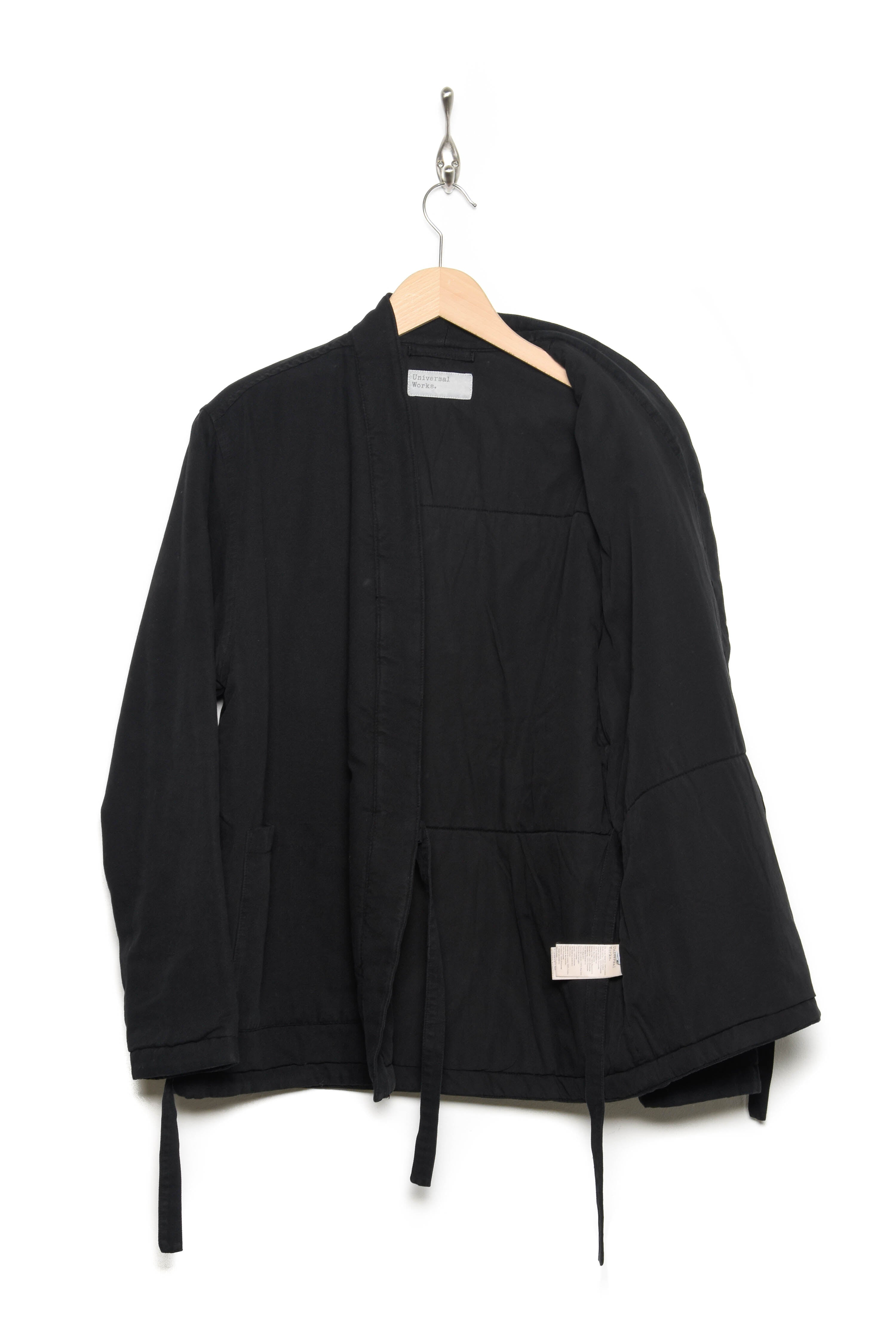 Insulated Kyoto Work Jacket 23552 black