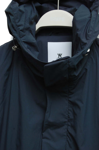 Welter Shelter Terror Weather Parka aqua blue