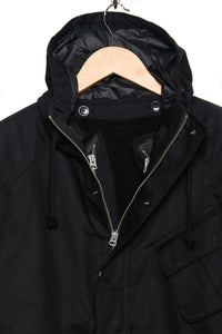 Mountain Jacket + Fleece Liner black