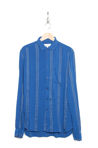 YMC Curtis Shirt P2LAT blue