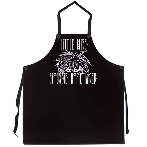 Little Miss Siouxie Homemaker Apron