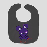 Hungry Wabbit Baby Bib