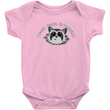 Trash Panda in Training onesie
