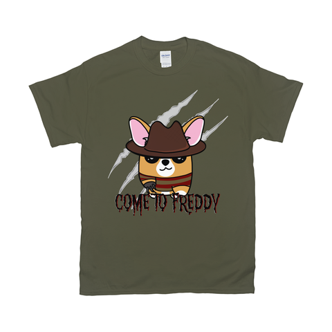 Freddy Courgir T-Shirt