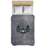 MoonPhase Bat Comforter