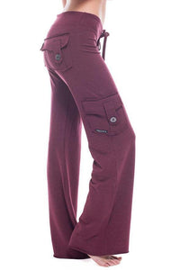 Pocket Comfortable Yoga Pants
