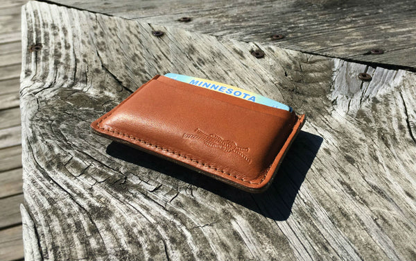 Knot Club Leather Card Wallet image