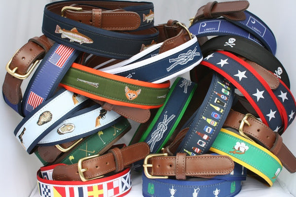 A Bit About Our Belts image