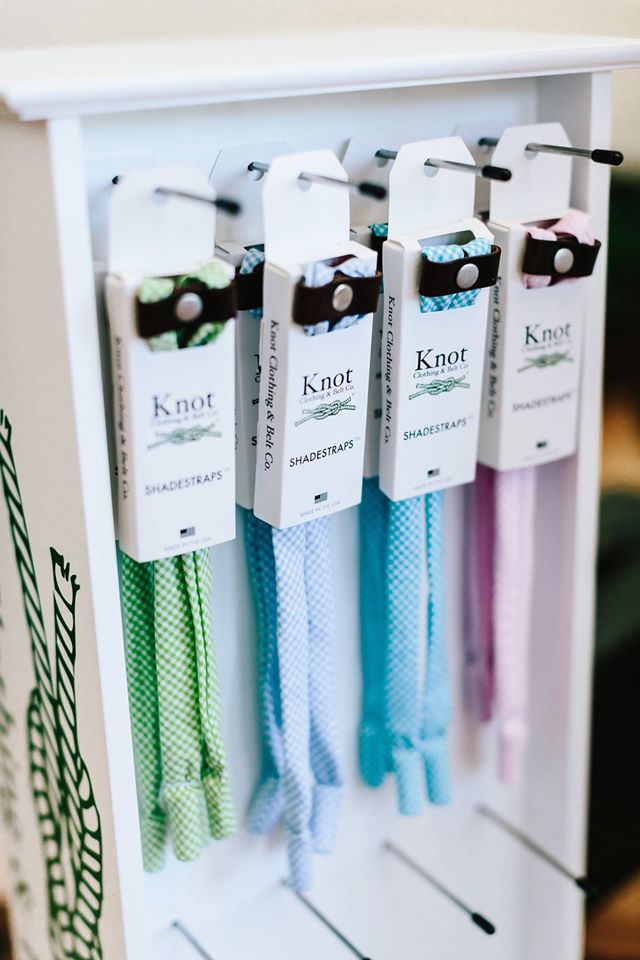 Knot Clothing Sunglass Straps, Made in America