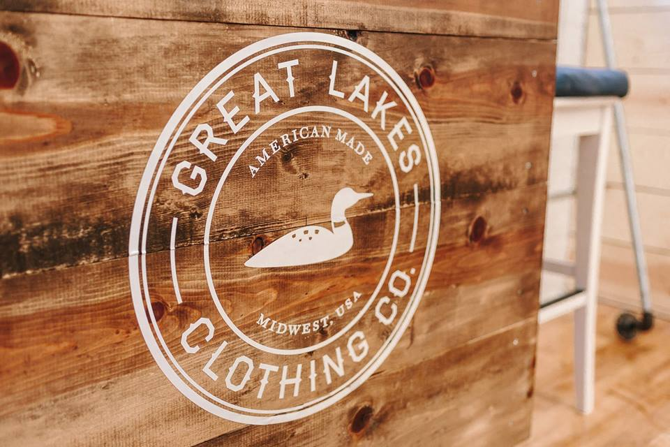 Great Lakes Collection, Preppy Clothing for the Lake