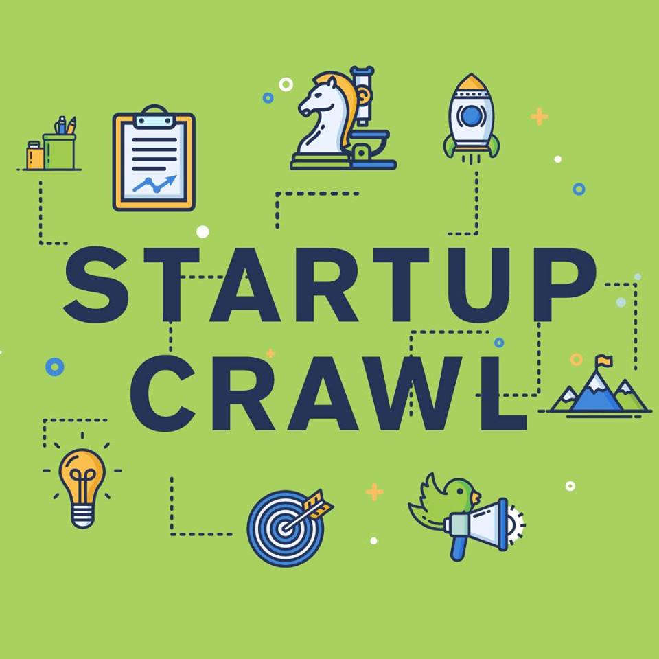 Startup Crawl, Minneapolis MN