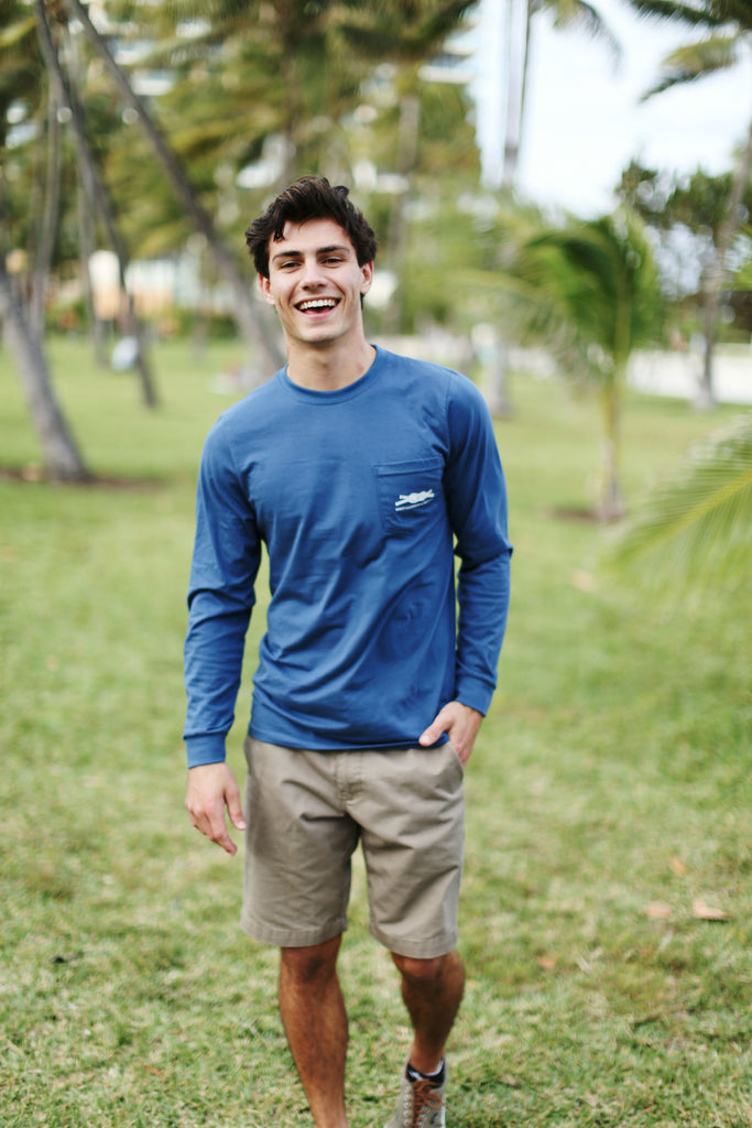 Knot Classic Long Sleeve T-Shirt Made in USA