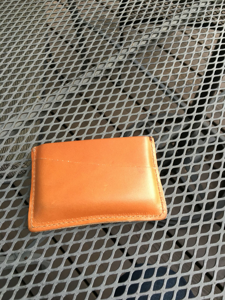 Knot Clothing & Belt Co USA Minimalist Wallet
