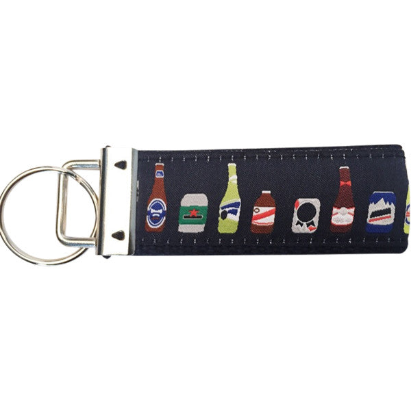 BYOB Bottles Key Fob USA Made