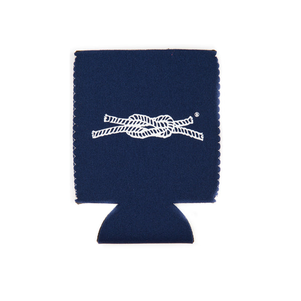 Knot Classic Koozie in Navy Made in USA