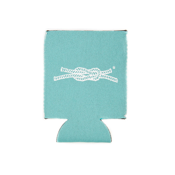 Knot Classic Koozie in Seafoam Made in USA