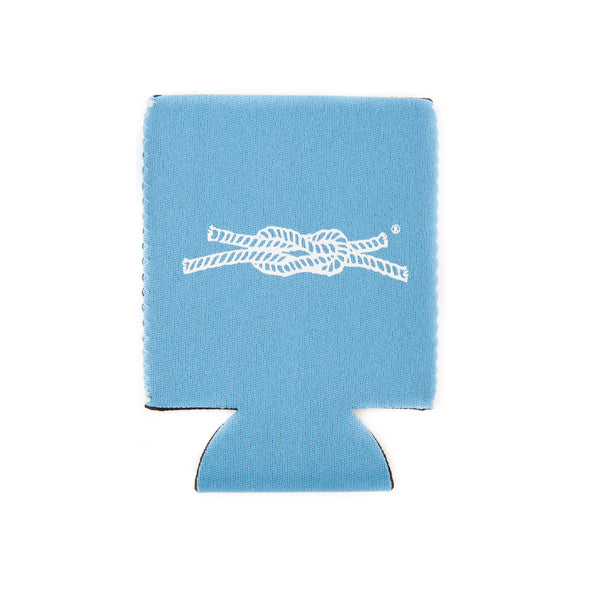 Knot Classic Koozie in Sky Blue Made in USA
