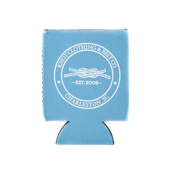 Knot Classic Koozie in Sky Blue