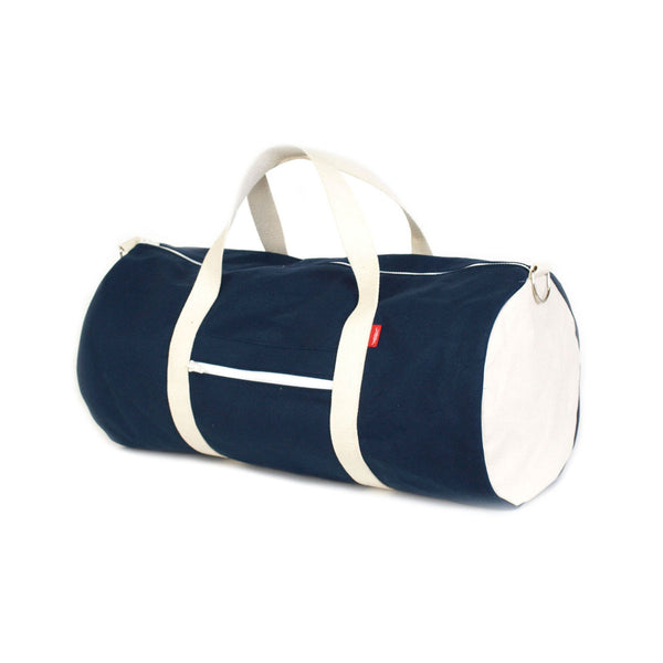 Preppy Tommy Weekend Duffel Bag - Navy