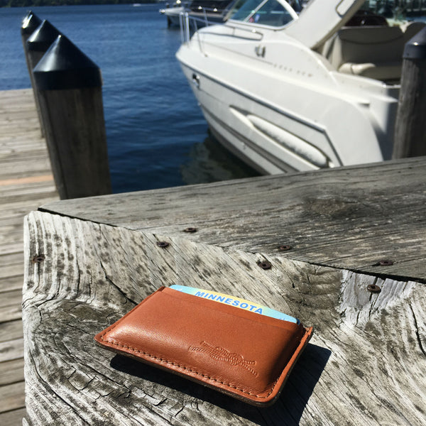 Knot Lifestyle Wallet, Lake Minnetonka, MN