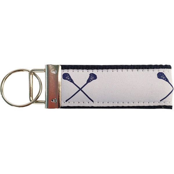 Lacrosse Key Fob Made in America