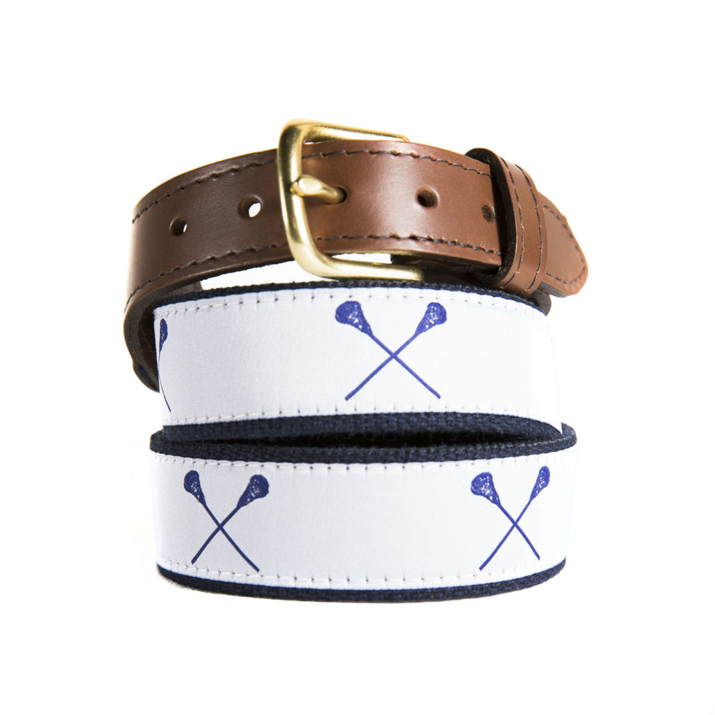 Re-LAX Lacrosse Ribbon Belt