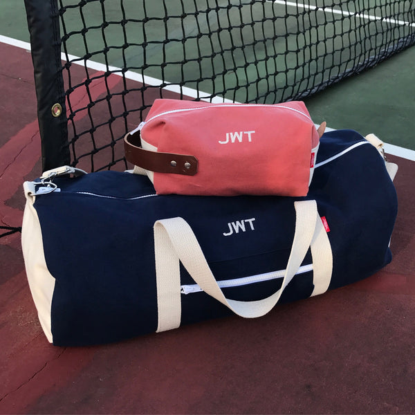 Tommy Duffel Bag - Navy
