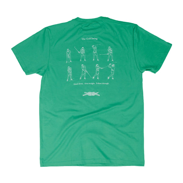 The Golf Swing Pocket T-Shirt