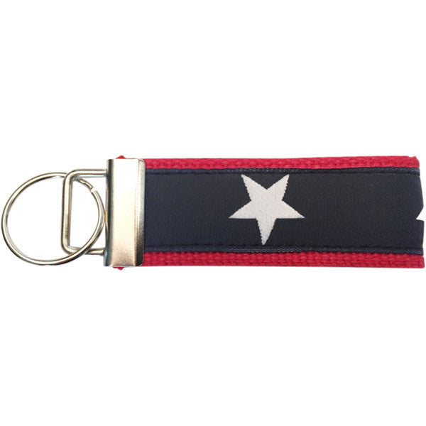 Stars USA Preppy Key Fob Made in USA