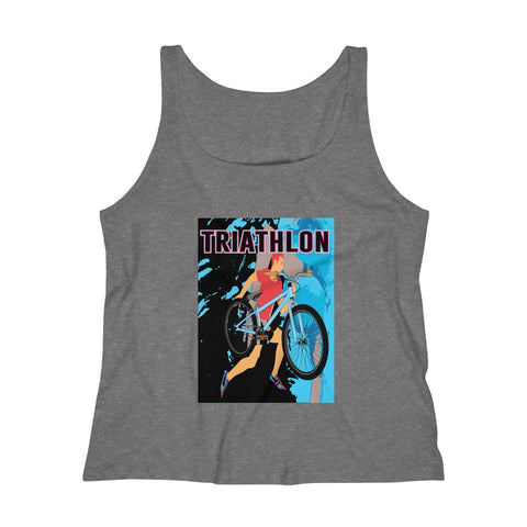 TRIATHLON Women's Relaxed Jersey Tank Top