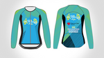 BarryS Coaching - Long Sleeve Cycle Jersey - Men's