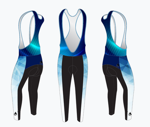 Women's Cycling Bib Tights